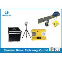 Buy cheap Fixed Type Under Vehicle Surveillance System Image Scanner With Open Wide Field Scan Design from wholesalers