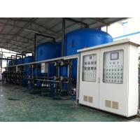 China Reverse Osmo Ro Water Treatment Purifing/ Purification Equipment/deionizer/plant With Ozone Generator on sale