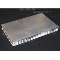 Buy quality Aluminum Honeycomb Panel , Decorative Building Exterior Wall Tile Tegular at wholesale prices