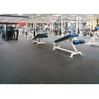Buy cheap Qualified Colorful Gym Rubber Roll Fitness Rubber Flooring 3-12mm Thickness product