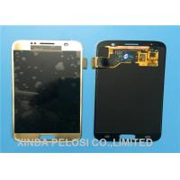 Buy cheap 5.1 Inch S7 LCD Screen Capacitive Touch Multi Touch Retina Glass Durable product