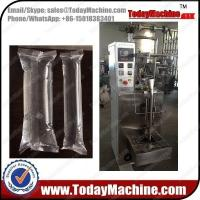 Buy cheap Automatic stainless steel big pouch drinking Sachet water bag packaging machinery product