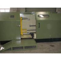 Quality Electrical Control Cable Twisting Machine , Double Twister Machine Horizontal for sale