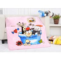 Buy cheap Cartoon Character Blankets For Sofa Throws , Baby Flannel Receiving Blankets from wholesalers