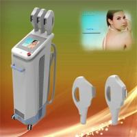 Buy quality Promotion 50% Discount  for New Model Best Effectively 3 handles ipl diode laser !!! at wholesale prices