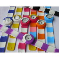 Buy cheap New Style Silicone Quartz Wwatch product