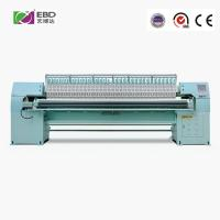 Buy cheap Two Servo Motor 128 Inch Computerized Quilting Machines For Quilting Foot Pad from wholesalers