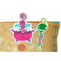 Buy quality Paper Animal Printable Magnetic Bookmark Set Unique for Souvenir and Gifts at wholesale prices