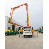 Buy cheap China Best Price Cummins FOTON Truck-mounted Concrete Pumps With Hydraulic Long Booms product