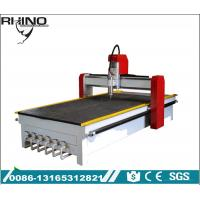 Buy cheap Steel Structure CNC Wood Router Table , High Power 1530 Wood Cutting Router Machine from wholesalers