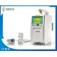 Buy quality Medical Equipment Syringe Infusion Pump / Medical Infusion Pumps for ICU / CCU at wholesale prices