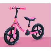 Buy cheap Steel Baby Balance Bike With Pedals , Skid Proof Pedal Metal Balance Bike product