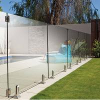 Buy cheap Cheapest Balcony Railing Swimming Pool Safety 304ss Glass Fence Spigot product