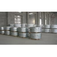 Roof Panel Hot Dipped Galvanized Steel Strip , Zinc Coated Steel Strip Coil Manufactures