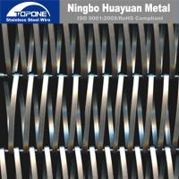 Buy cheap Household Electrical Stainless Steel Flat Wire Galvanized Flat Wire product