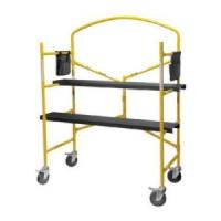 Buy cheap aluminium mobile tower scaffolding from wholesalers