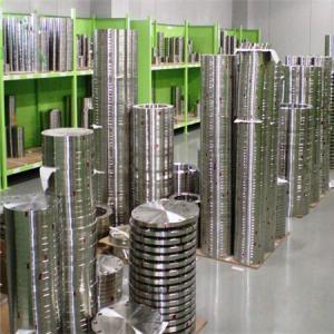 Buy cheap DIN Und EN 1092-1 Large Diameter Steel Flanges Carbon Steel / Stainless Steel Material product