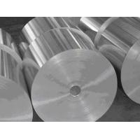 Buy cheap Alloy 8079 Bare Aluminum Foil Roll For Laminated / Soft Packaging Class B Wettability product