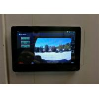 Buy cheap Indoor Terminal 7 Inch Capacitive Touch Panel , Touch Screen Intercom System product