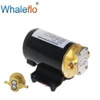 Buy cheap Whaleflo 12v 24v 14LPM electric fuel oil transfer diesel gear pump from wholesalers