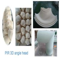 China High Density PIR Insulation Board 50mm 100mm , Polyisocyanurate Insulation Panels on sale