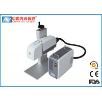 Buy cheap 3D Laser Marking Machine , Laser cutting Engraving Machine for Fabric Industry product