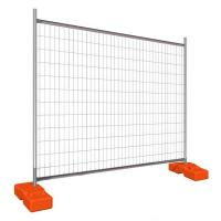 Buy cheap 60*150mm Steel Temporary Fence Australia Melbourne In Construction Site product