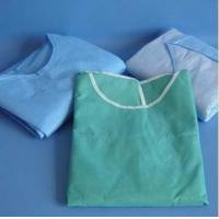 Buy cheap Custom Design Disposable Surgical Gown SMS Material CE Certificate Folodable product