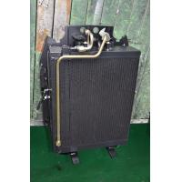 Buy cheap Vacuum Brazed Aluminum heavy duty radiator air cooler with bar plate heat exchanger design product