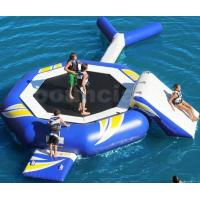 Buy cheap water trampoline combo(10) TRC04 product