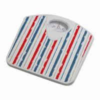 Buy cheap Mechanical Personal Scale, Made of Iron + PVC from wholesalers