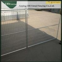 Buy cheap Canada Prefab Temporary Fence Panels Factory product