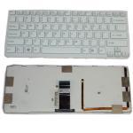 laptop keyboard for Sony VAIO SVE14 Laptop Genuine Keyboard 149010211 US  white