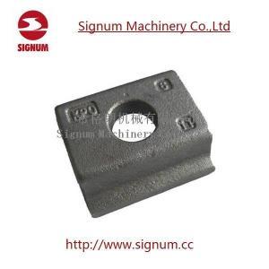 Rail clamp for railroad construction/Railway fasteners rail clamp KPO clamp/KPO rail clamp