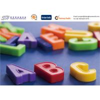 Quality OEM Manufactured Plastic Toy Components Injection Molding Factory for sale
