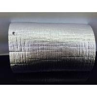 aluminium foil EPE polypropylene PP woven cloth fabric Corner protective cushioner foam crosslinked insulation