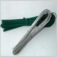Buy quality Zinc Coated Electro-Galvanized Iron Wire SAE1006 / SAE1008 U Type Wire at wholesale prices