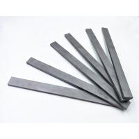 Buy cheap Good Compactness Tungsten Carbide Strips For Woodcutting Machine from wholesalers