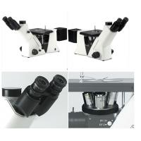 Buy cheap Infinity Optical Inverted Metallurgical Microscope , Mechanical Stage Microscope product