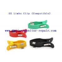Buy cheap Red Patient Monitor Repair Parts GE Limbs Clip Compatible Medical Equipment from wholesalers