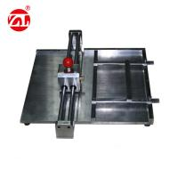 Buy cheap Clear Scale Vertical Pressure Cutting Machine For Paper Making ,  Quality Control product