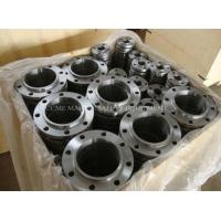 China ANSI 304, 304L, 316, 316L Stainless Steel Forged Blind Flange on sale