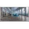 Hydropower Pelton Hydro Turbine Sichuan Niujiao Bay Third Level Power Station for sale