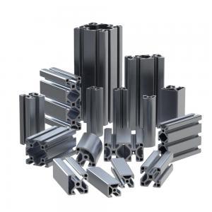 Buy cheap 6000 Series OEM Large Machine Extruded Aluminium Profiles Mill Finish product