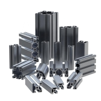Buy cheap 6000 Series OEM Large Machine Extruded Aluminium Profiles Mill Finish from wholesalers