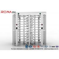 Buy cheap Full Height Turnstile Access Control Turnstile Dual Passage With CE Approved product
