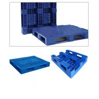 Buy cheap Heavy Duty PP / HDPE Plastic Pallets Size Customized With Four Way Entry product
