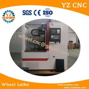 China High Quality Mag Wheel Alloy Wheel Repair CNC Lathe Rim Refurbished Equipment on sale