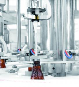 China Antiseptic Hand Sanitizer Bottle Filling Capping Machine on sale