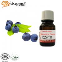 Buy cheap Eliquid Blueberry Flavor Concentrates GB 30616-2014 Material Under Strict Control product